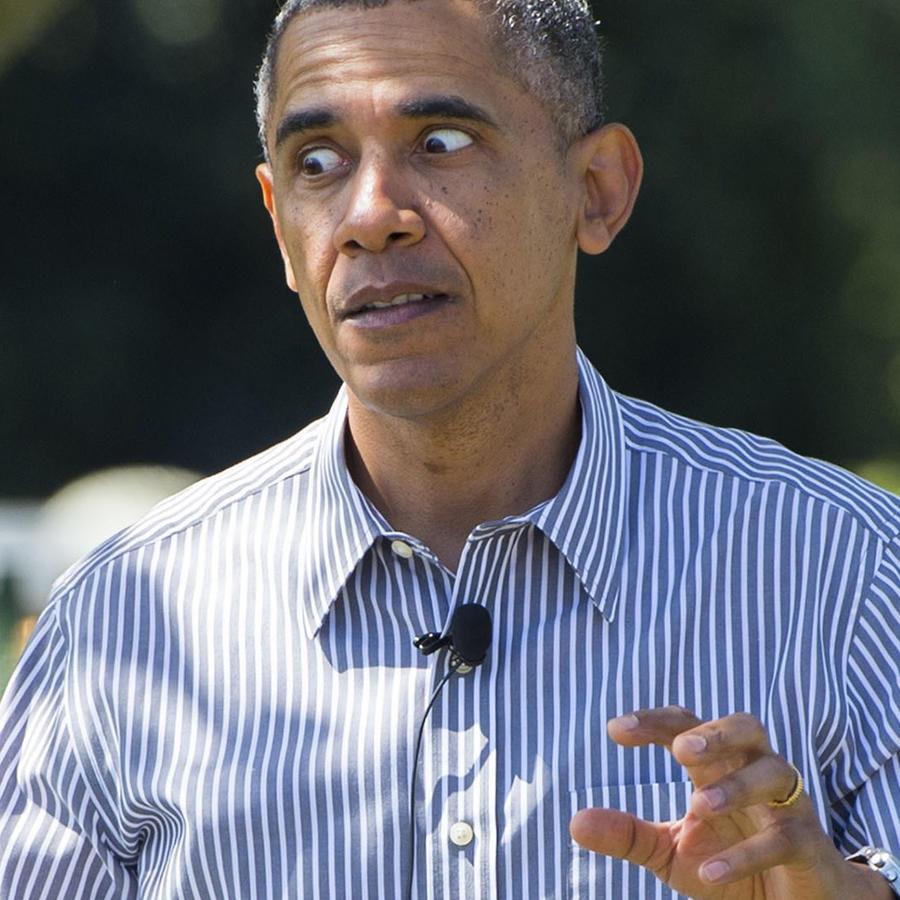 Revelaron cartas de Barack Obama