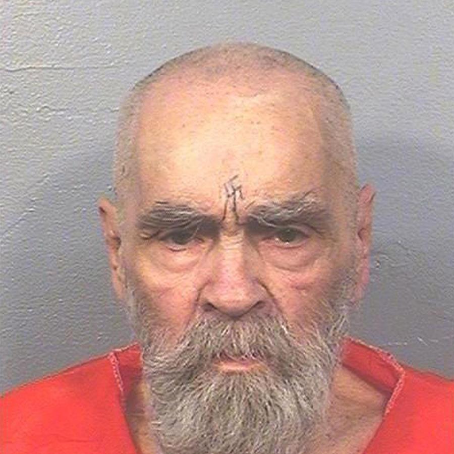 Esta foto del 14 de agosto del 2017 proporcionada por el Departamento de Correccionales y Rehabilitación de California muestra a Charles Manson.