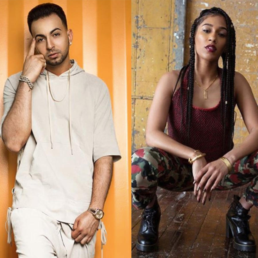 Justin Quiles, BIA and Kap G