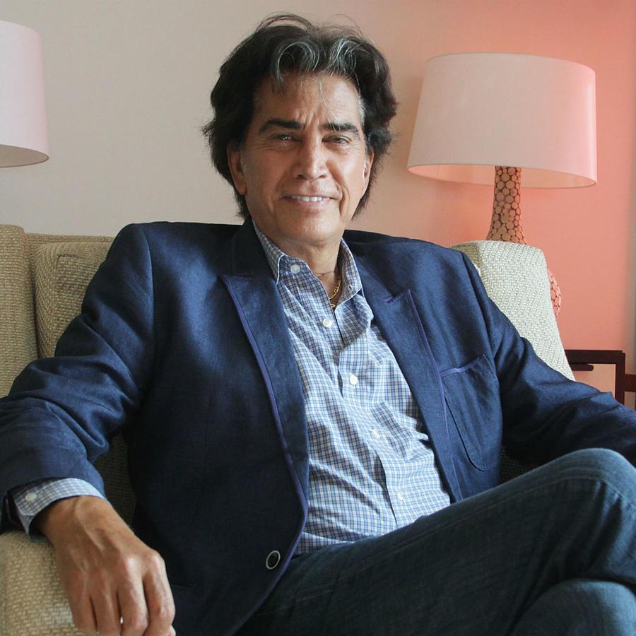 """José Luis Rodríguez """"El Puma"""", 2014"""