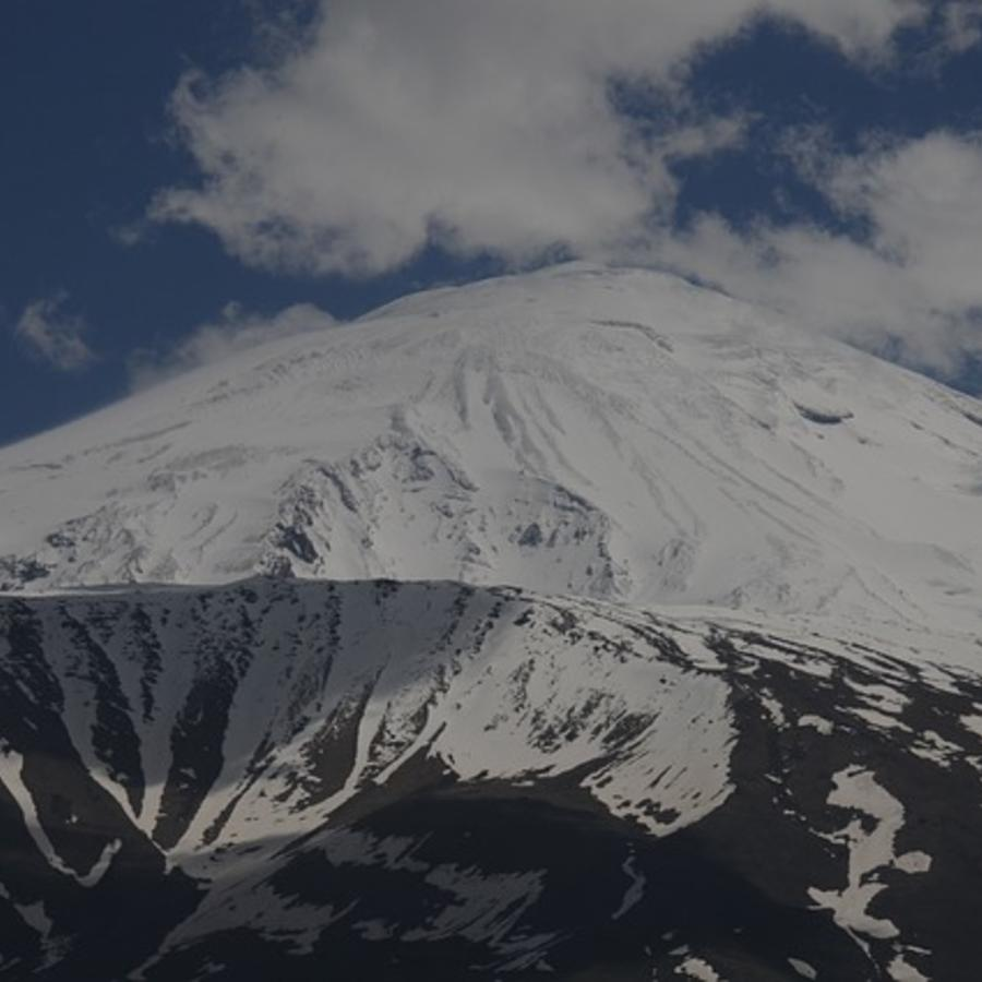 Agri Top Ararat Landscape Maontain Mountain Snow