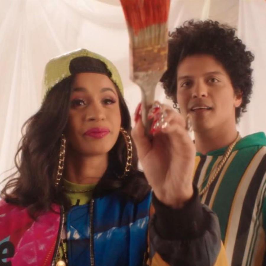 Finesse (Remix) - Bruno Mars ft. Cardi B