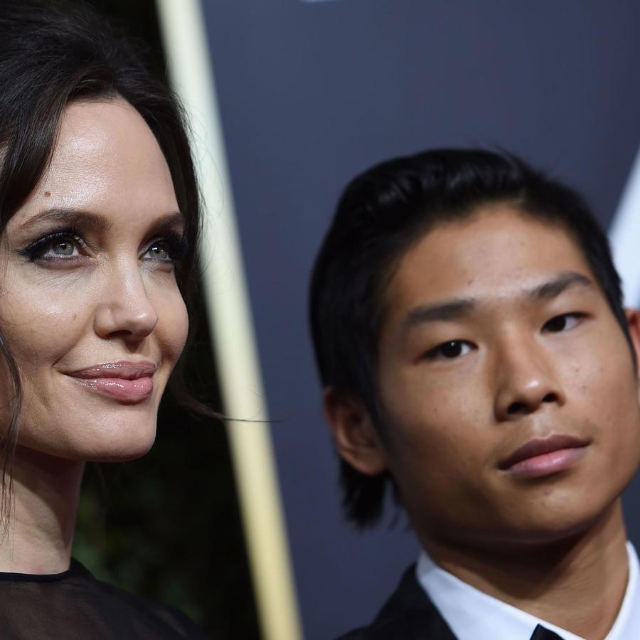 Angelina Jolie y Pax