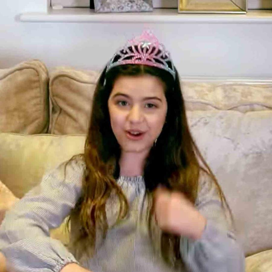Sophia Grace and Rosie on The Ellen Show