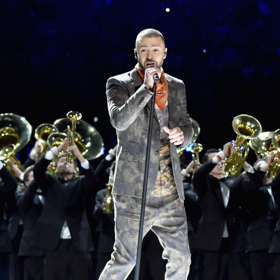Justin Timberlake, Super Bowl 2018