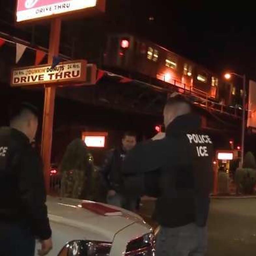 """""""La Migra"""" realiza operativos en varios condados de Nueva York."""