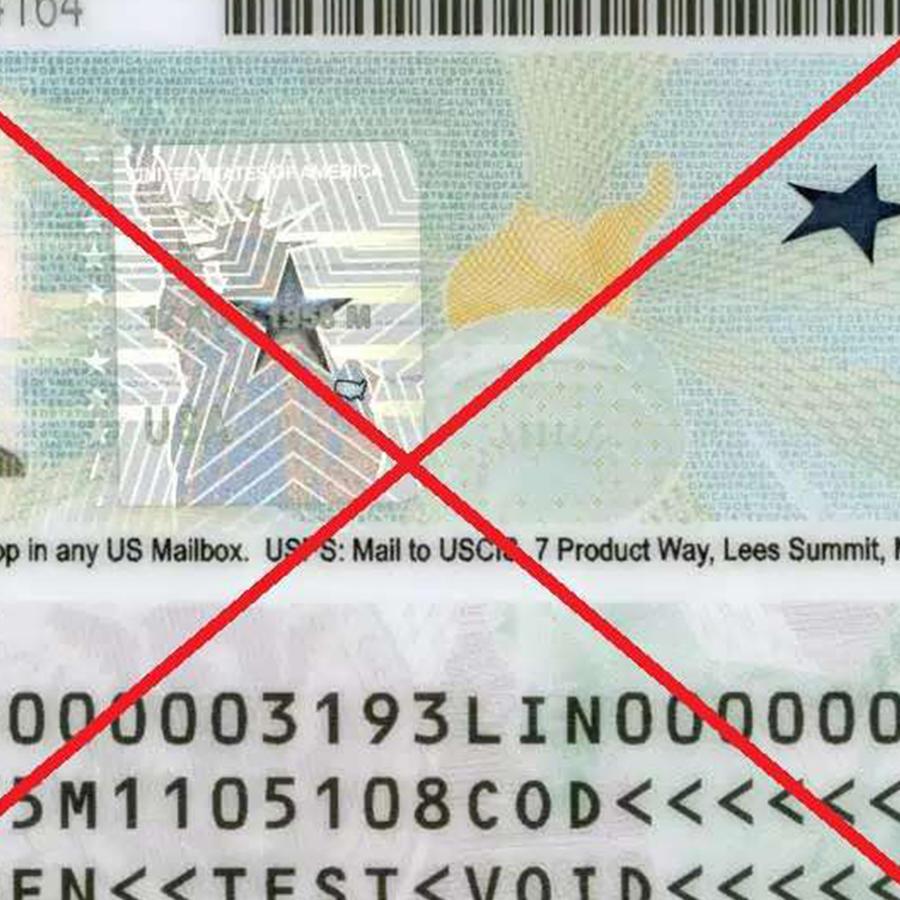 USCIS podría rechazar renovaciones de Green Card en EEUU