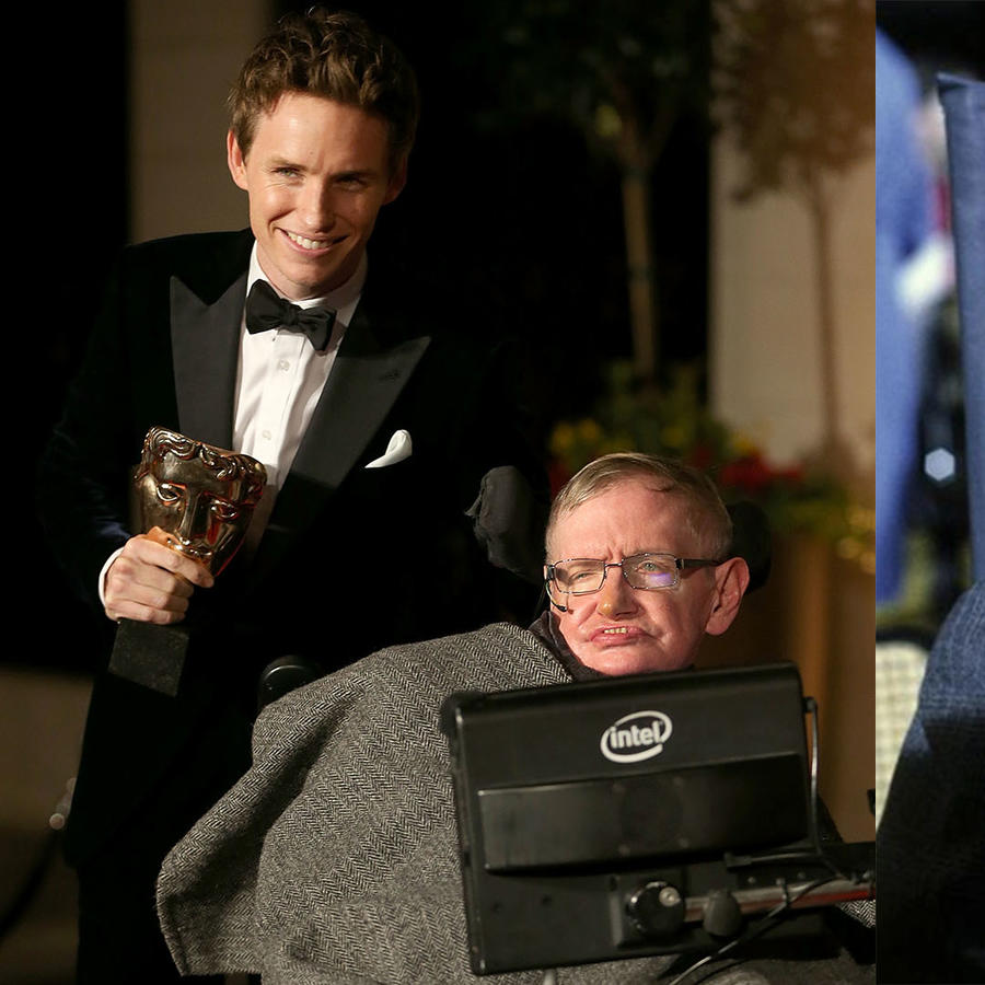 Celebrities Pay Tribute to Stephen Hawking