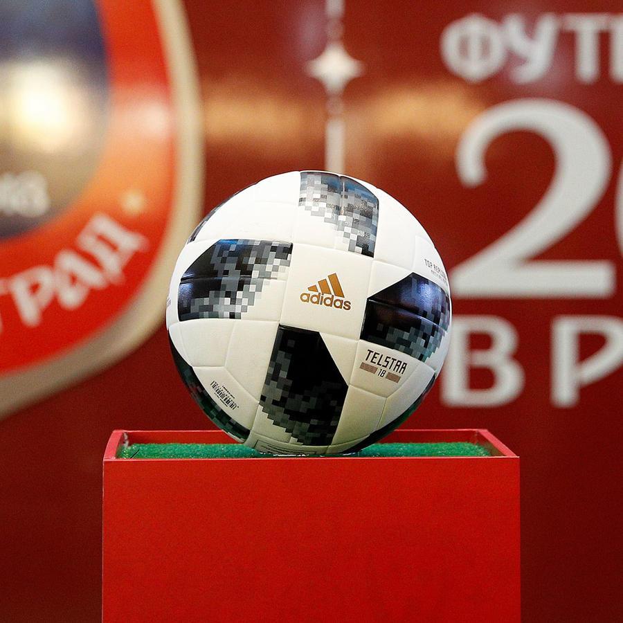 Balón Mundial Rusia 2018