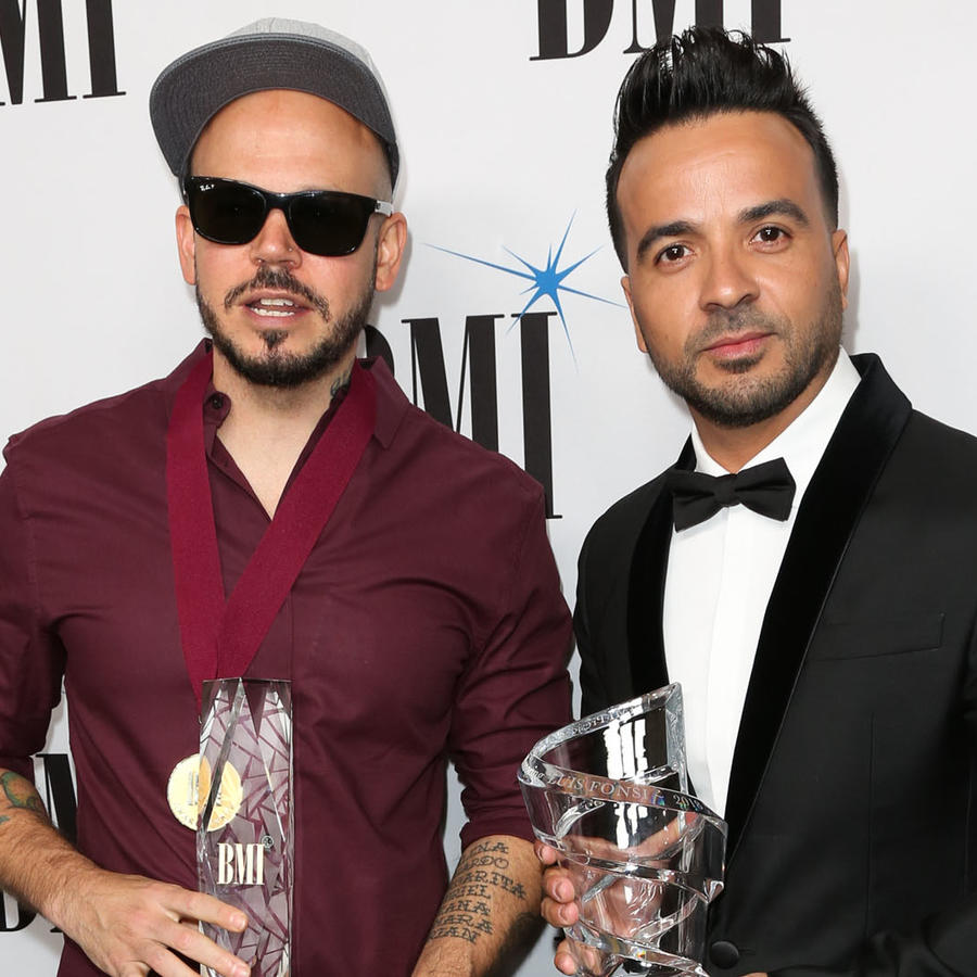 Residente & Luis Fonsi 25th Annual BMI Latin Awards - Arrivals