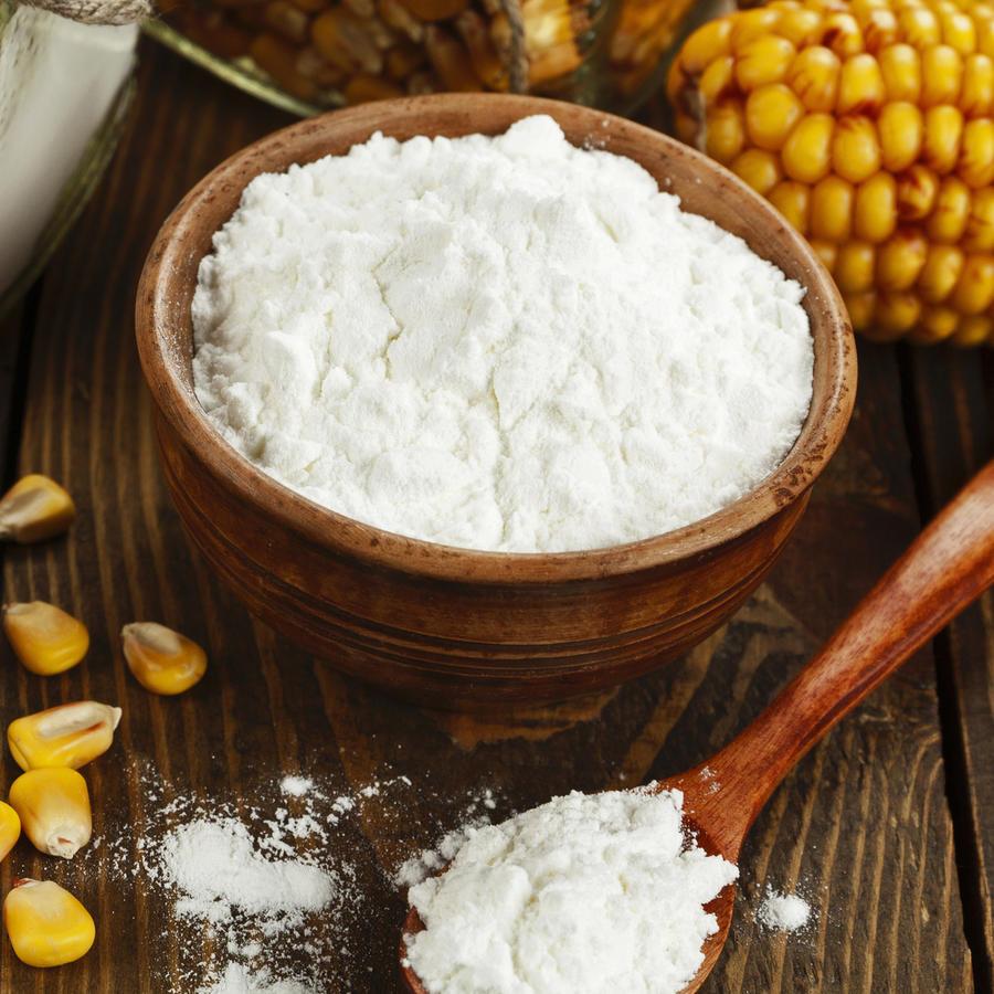 Corn and flour