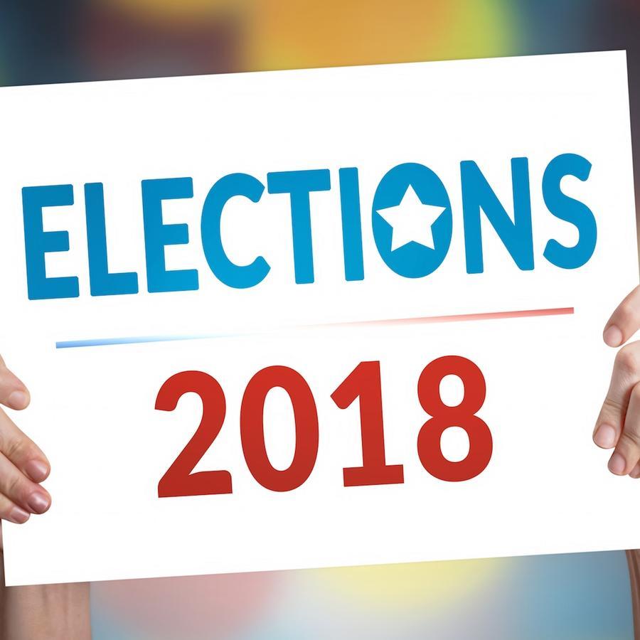 Cartel de elecciones 2018