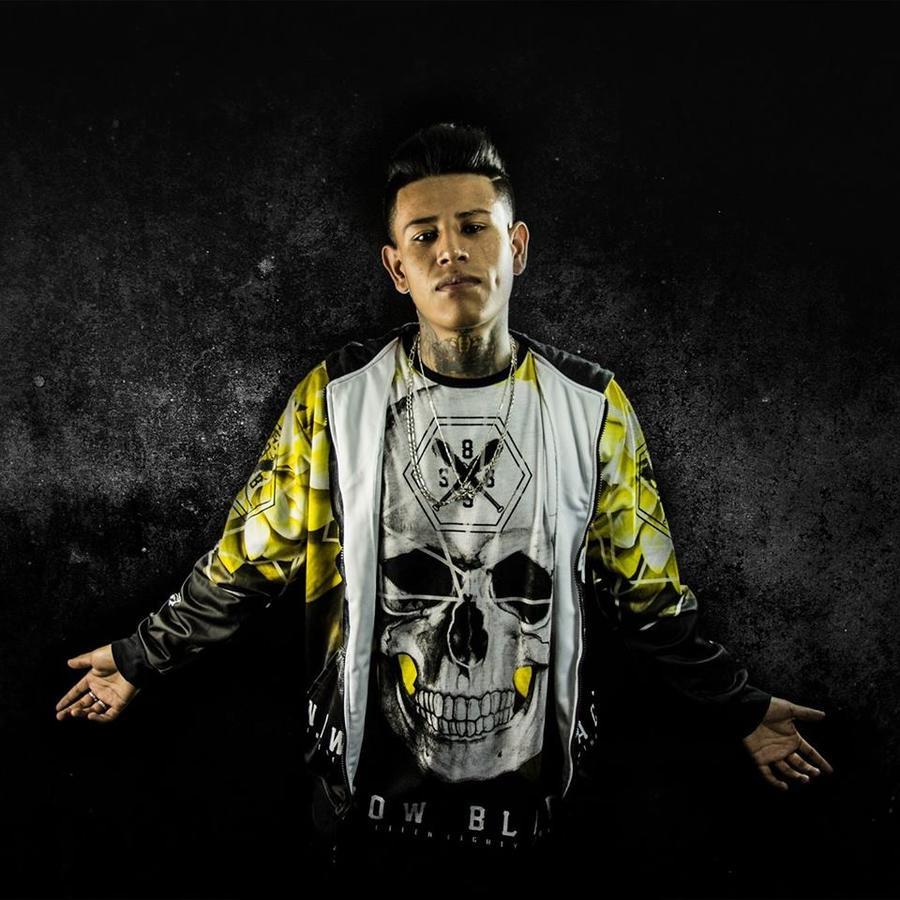 El rapero QBA