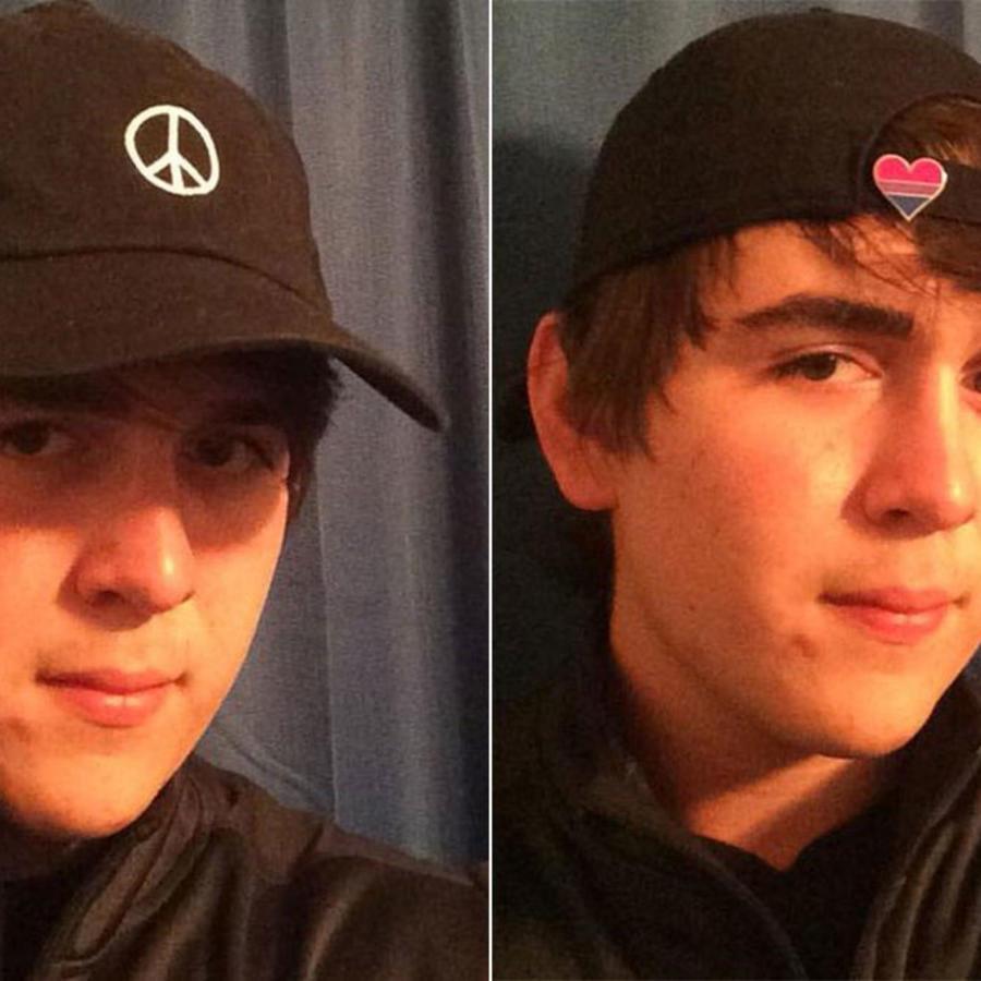 Dimitrios Pagourtzis, de 17 años, es el adolescente sospechoso del tiroteo en la escuela secundaria de Santa Fe en Texas
