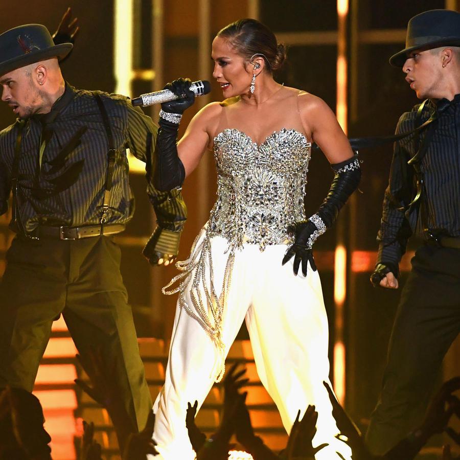 Jennifer Lopez presentación en los Billboard Music Awards 2018