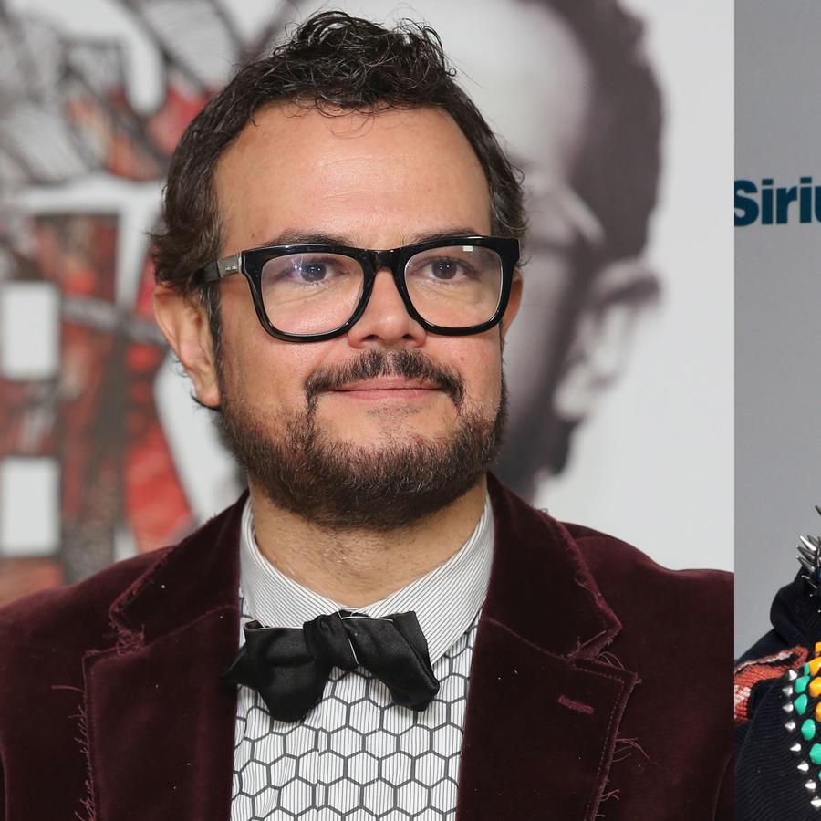 Aleks Syntek y J Balvin