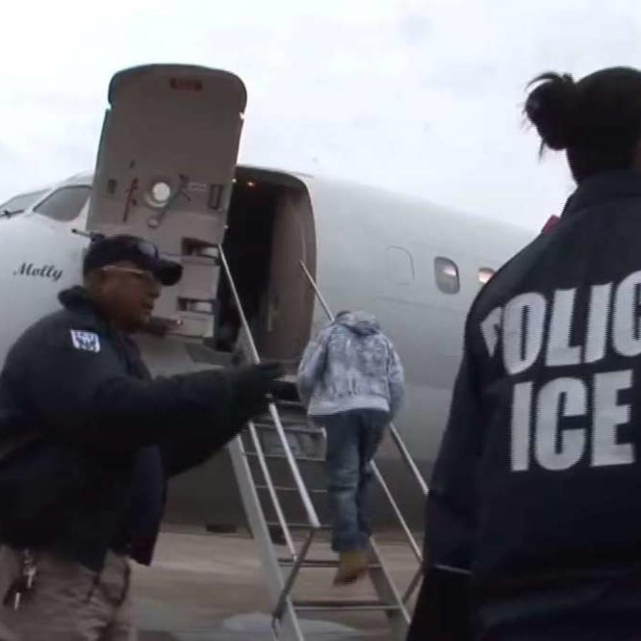 Harpreet Singh de origen hindú fue deportado por agentes de ICE