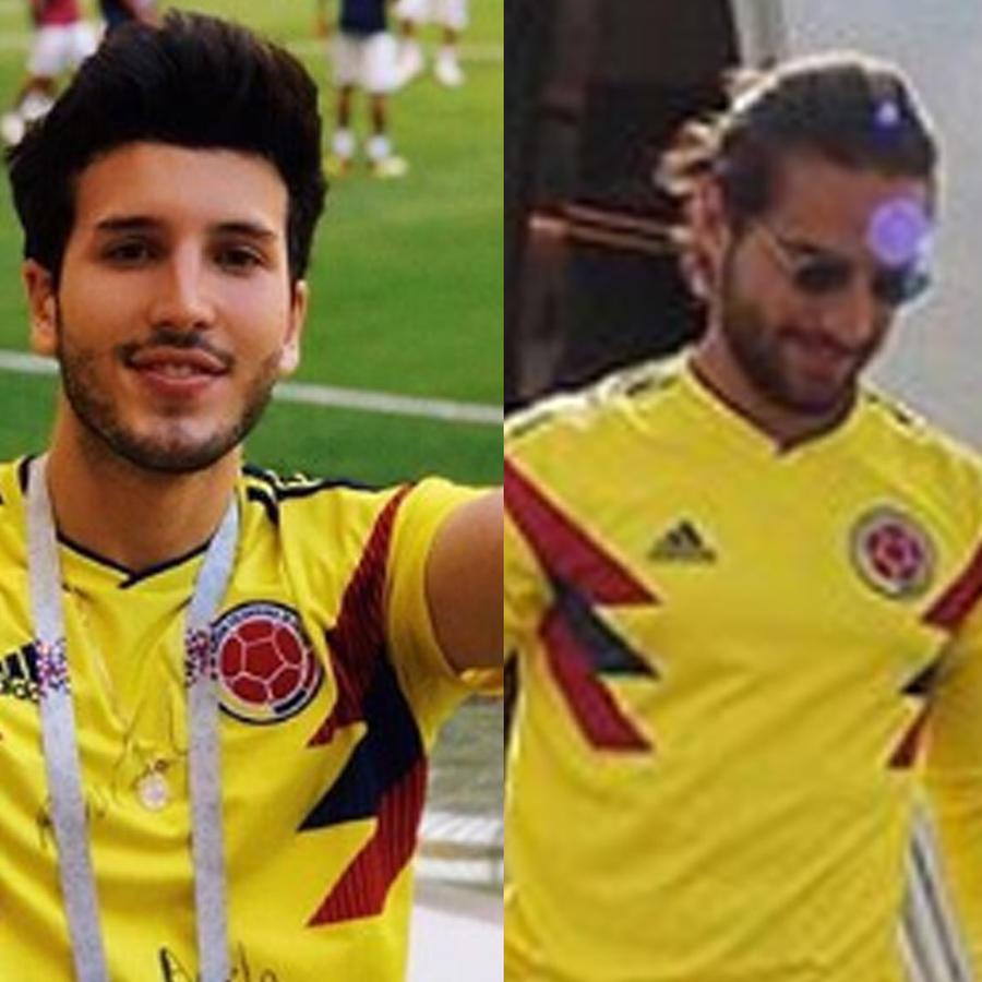 Famosos que apoyan a Colombia