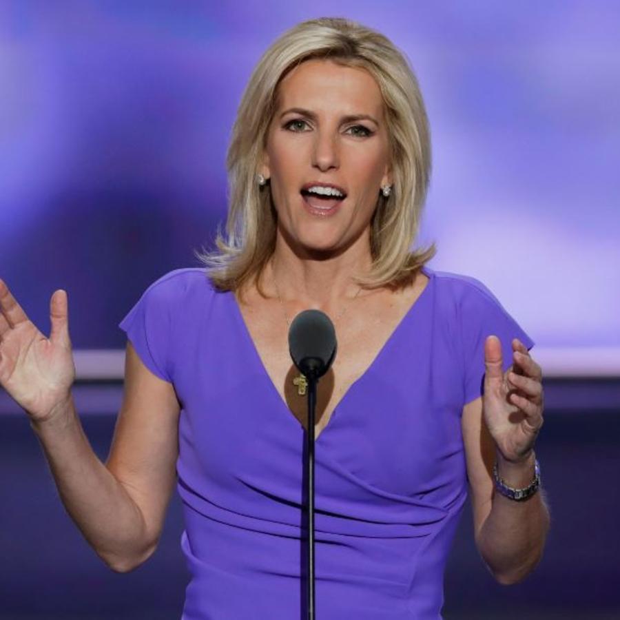 La presentadora de Fox News, Laura Ingraham, en una imagen de archivo.