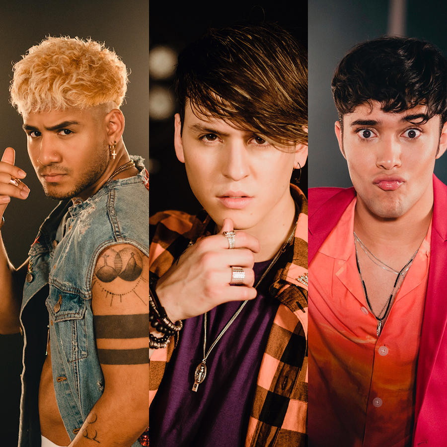 "CNCO Release's Music Video for ""Se Vuelve Loca"""