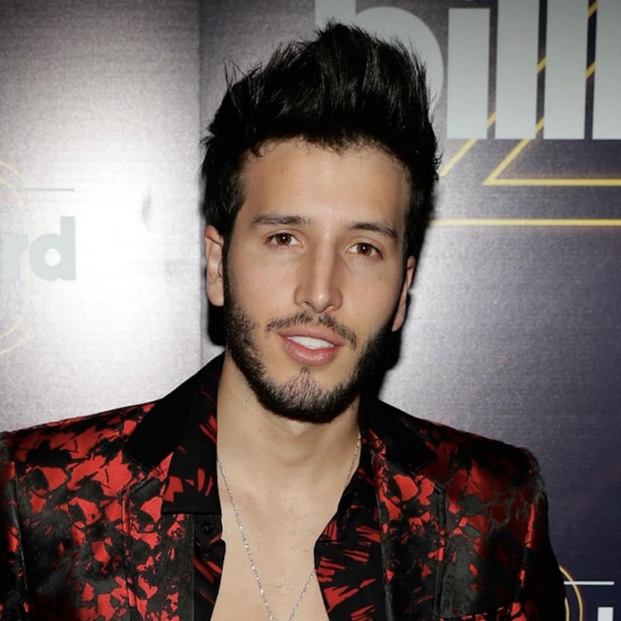 Sebastian Yatra at Latin Billboard