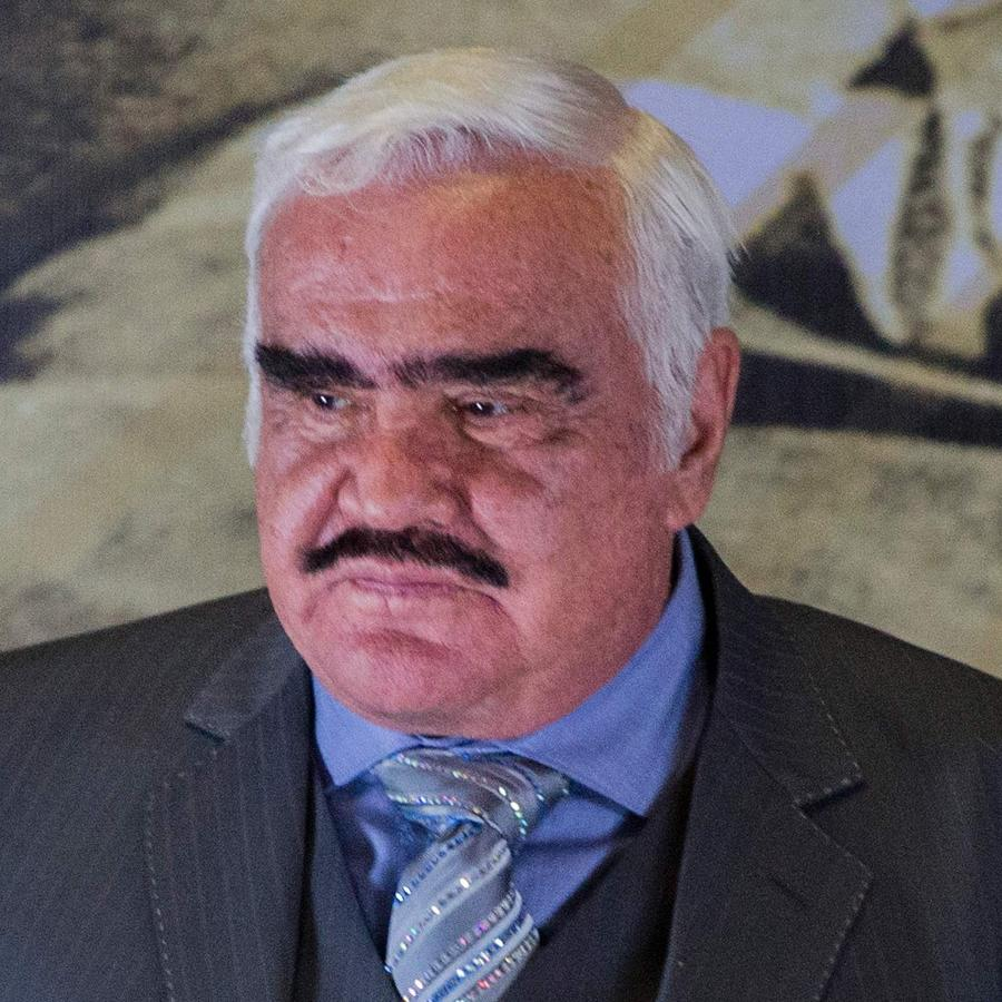 Vicente Fernandez releases new music