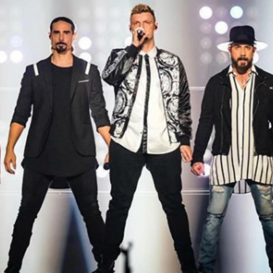 Backstreet Boys concierto