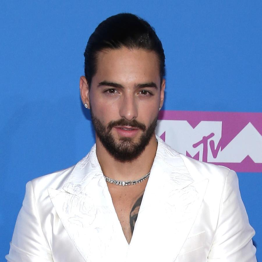 Maluma at VMAs