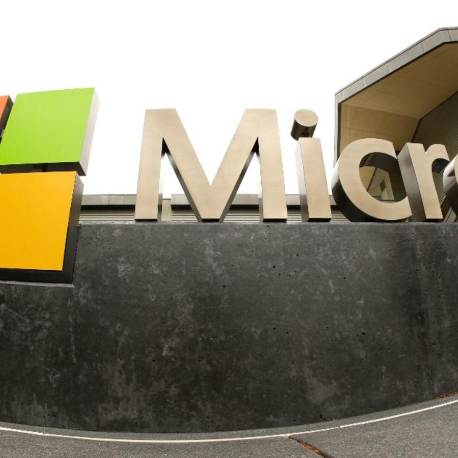 La sede de Microsoft en Redmond, Washington.
