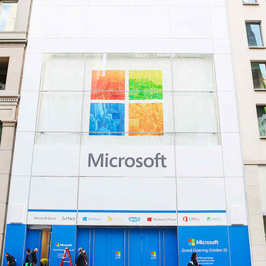 Microsoft ha cerrado hasta seis sitios web falsos.