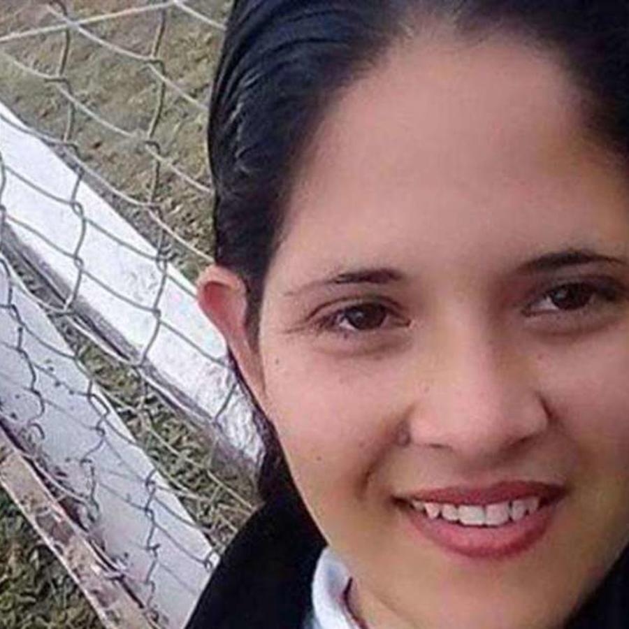 Marta Romina Taiguán estuvo en gravísimo estado de salud