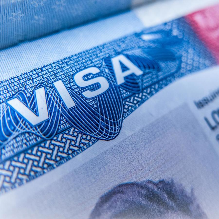 Visa de Estados Unidos