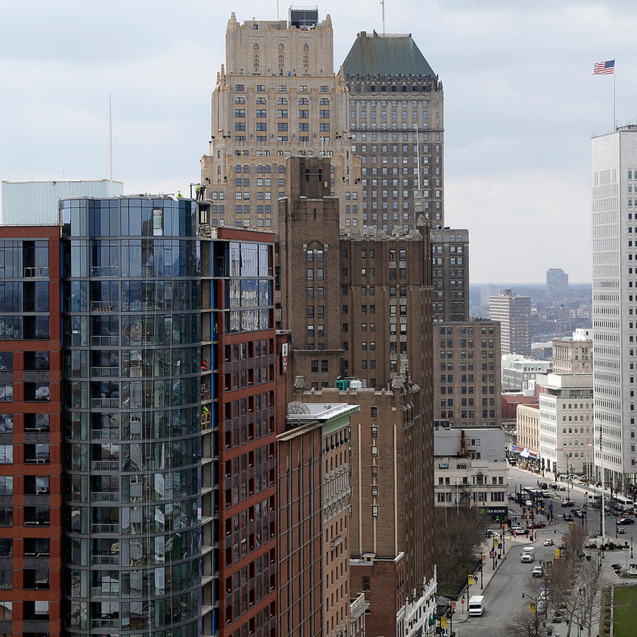 Foto de archivo de Newark