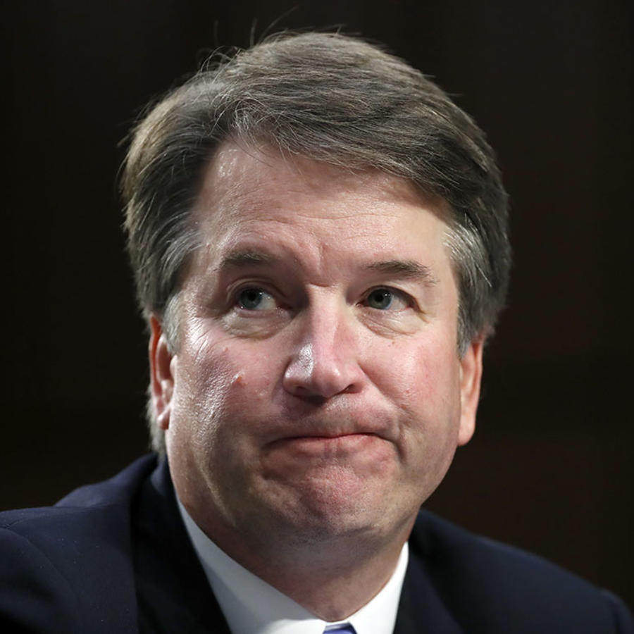 El juez nominado a la Corte Suprema Brett Kavanaugh.