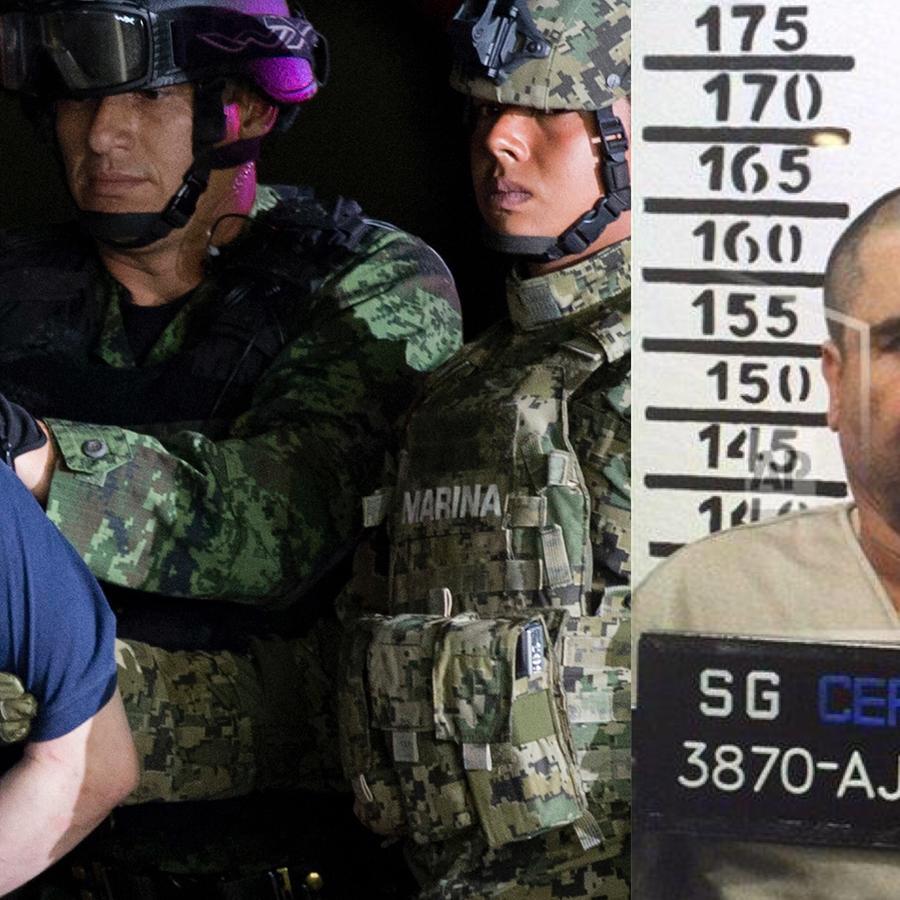 """El esperado juicio de """"El Chapo"""" Guzmán"""
