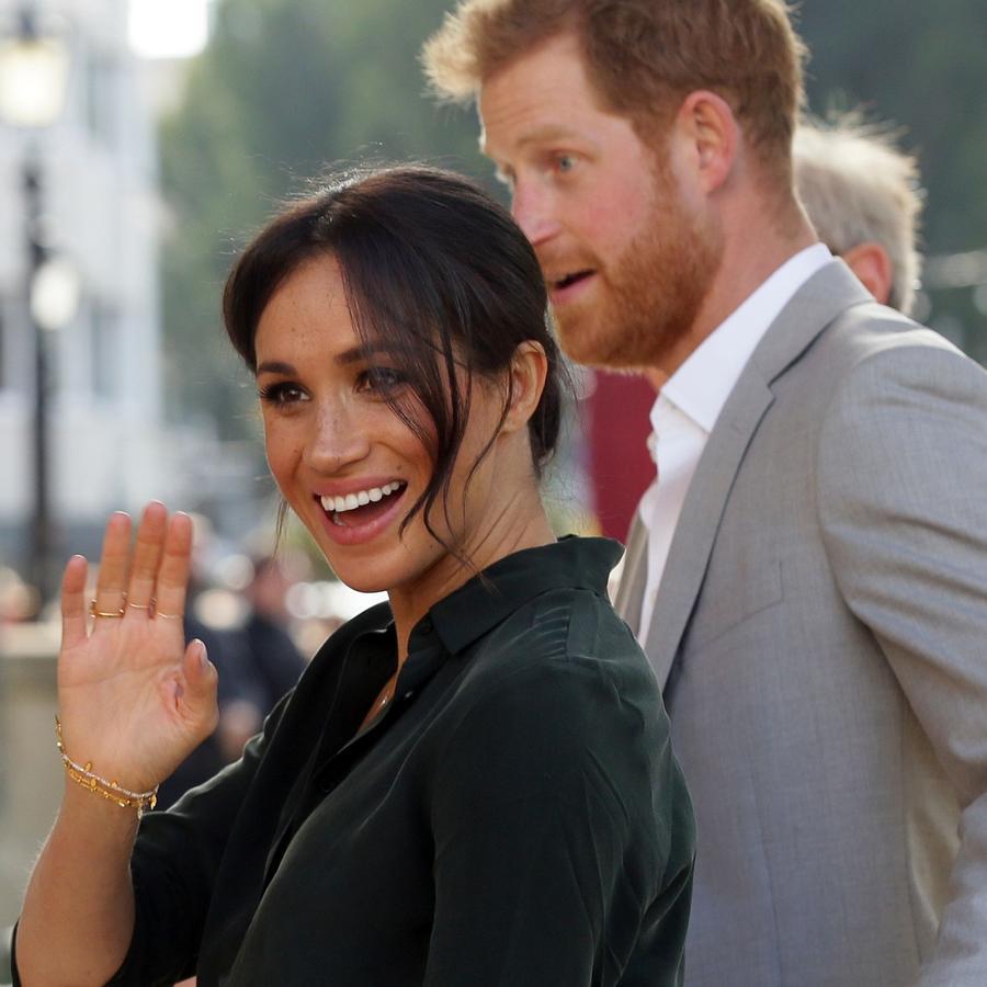 Se rumora que Meghan y Harry podrían ponerle Victoria a su bebé si es una niña.