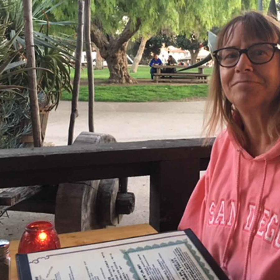 Marie Kuhnla, de 61 años