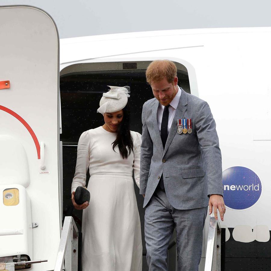 El príncipe Harry y Meghan Markle (Foto ilustrativa de AP)