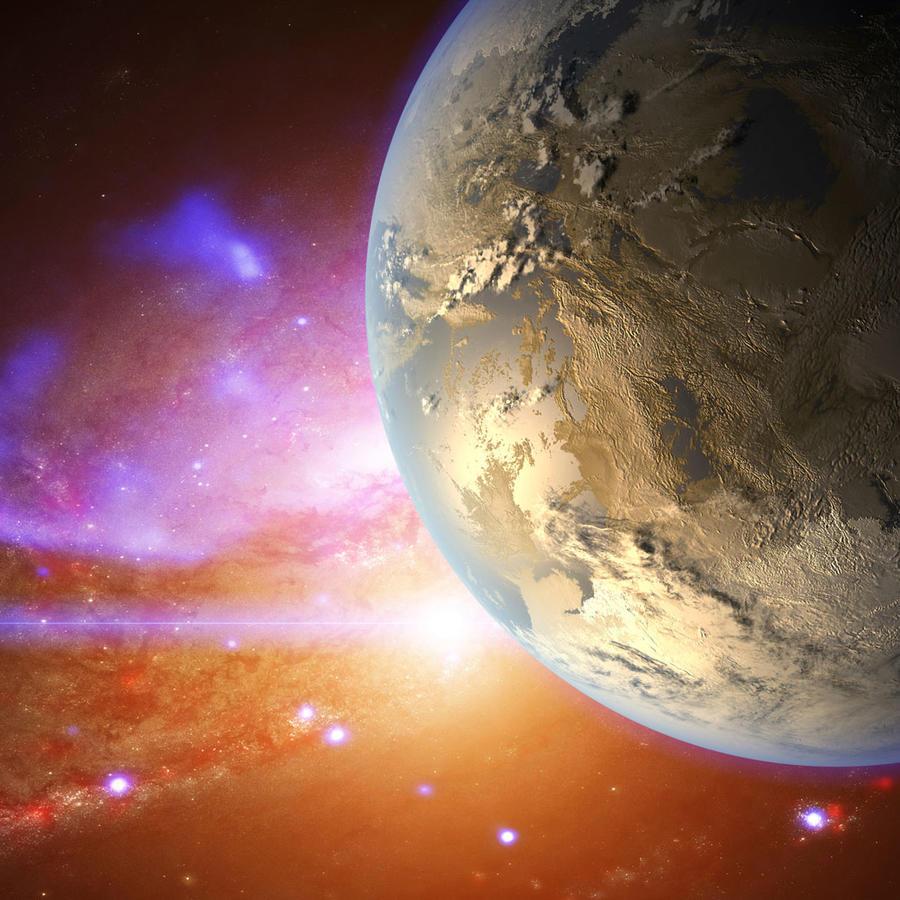 Exoplaneta Barnard