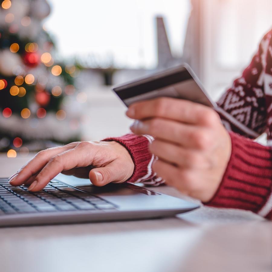 Haciendo compras en línea
