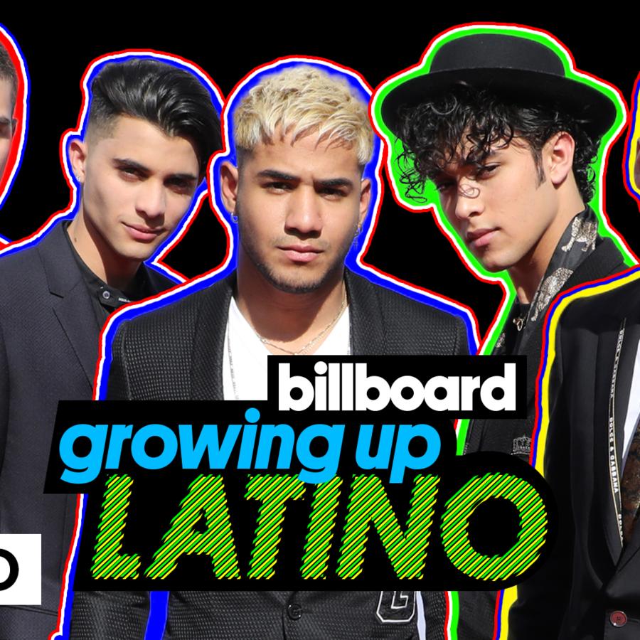 CNCO en Growing Up Latino