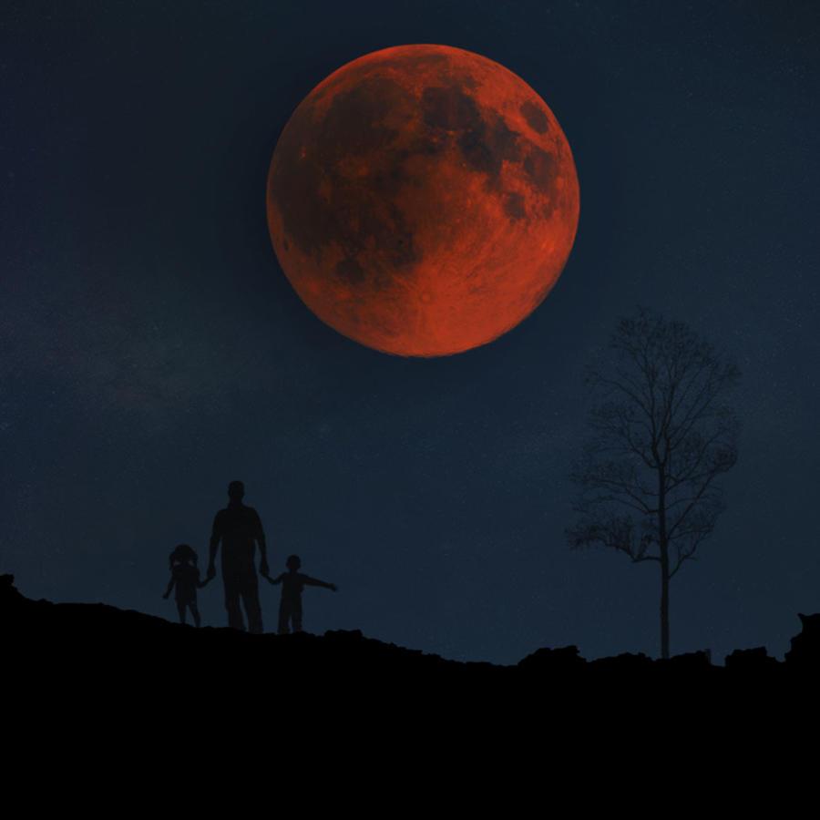 Superluna de sangre