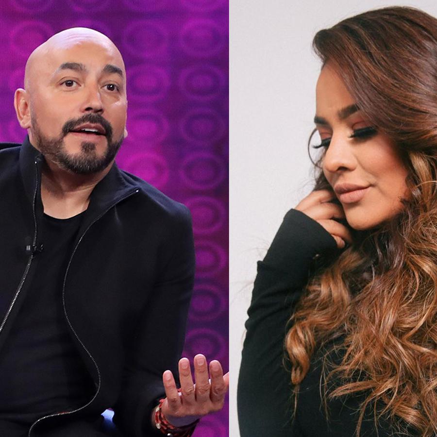 Lupillo y Mayeli Rivera