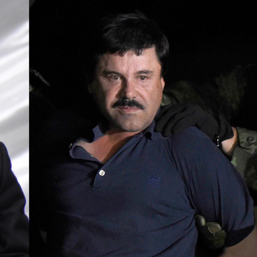 Enrique Peña Nieto y el Chapo