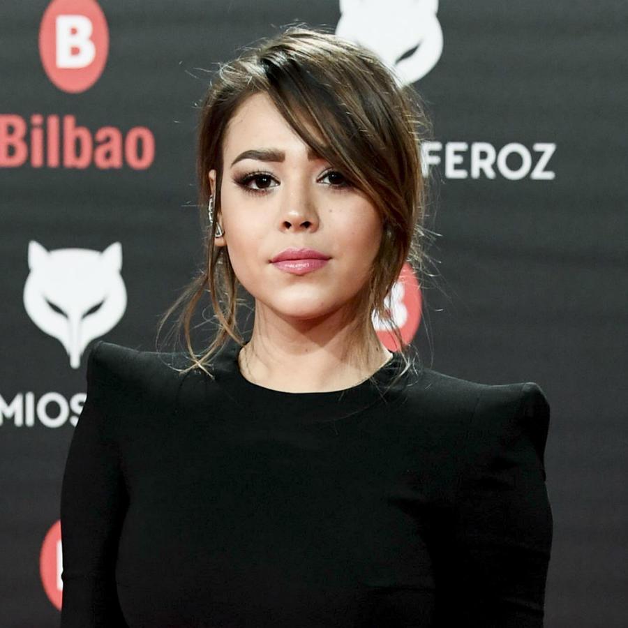 Danna Paola en los Premios Feroz 2019