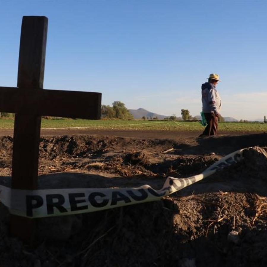 La explosión en un ducto de gasolina del poblado de Tlahuelilpan ha dejado cientos de muertos y varios heridos.