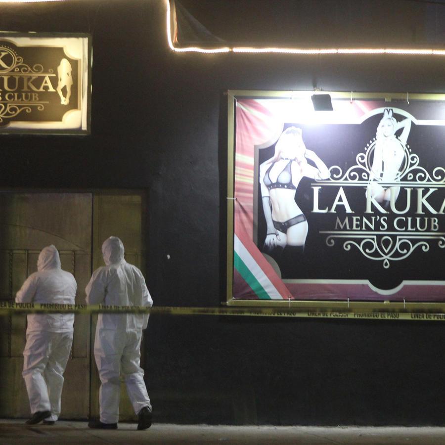 La Kuka el club donde mataron a 5 personas esta madrugada en México