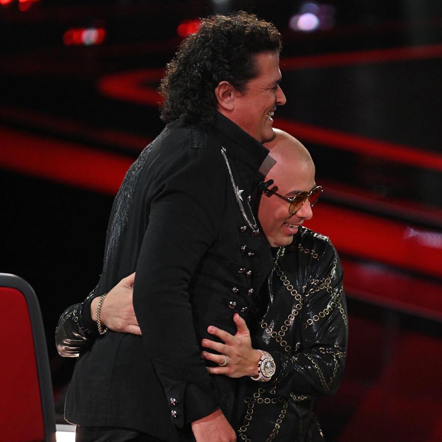 Wisin y Carlos Vives número 1 en Colombia