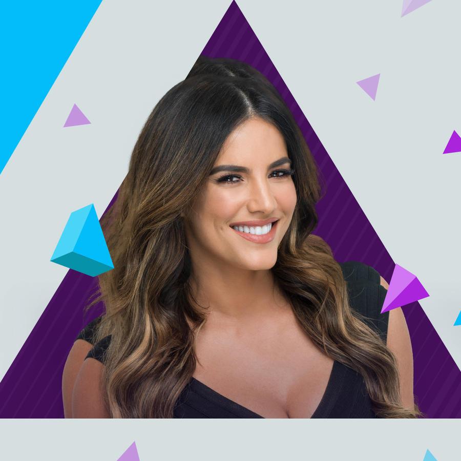 Gaby Espino será la presentadora de los Premios Billboard 2019
