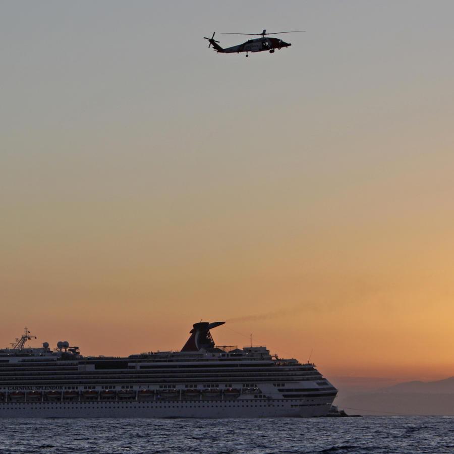 Imagen de archivo de un crucero de la compañía Carnival, en 2011.